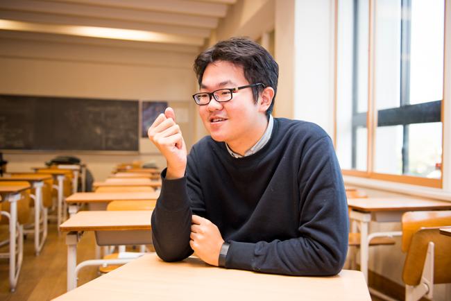 Tehu「僕の志望校は東大→スタンフォード→MIT→東大→デジハリ→SFCと変わった。美大や芸大も考えた」