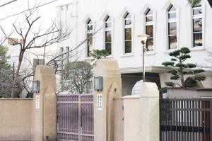 Tehuさんが通う灘中学校・高等学校(神戸市)