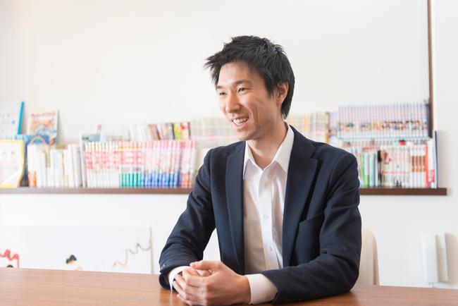 杉山氏インタビュー写真