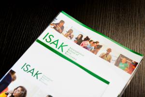 ISAKの案内資料