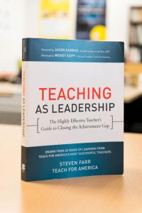 TFAが理想とする教師像が集約された「TEACHING AS LEADERSHIP」