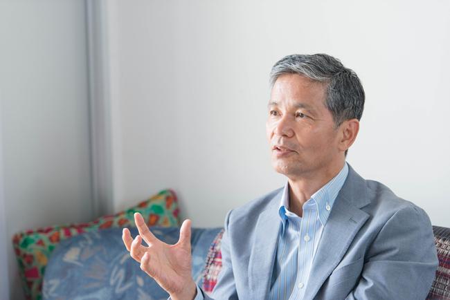 松沢先生トップ写真