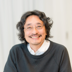 上田氏プロフィール写真